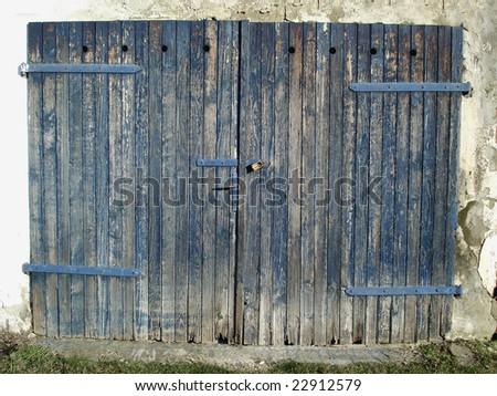 Garage Door Padlock Garage Door With Padlock