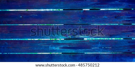 Old wooden planks with cracked color paint texture, wooden planks with scratch and cracked paint as background, high quality resolution