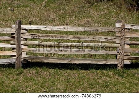 The split rail fence - fence beautifully