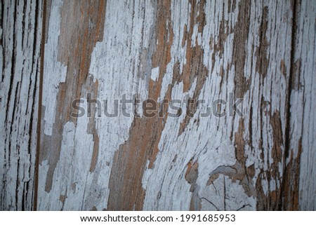 Old wooden shabby background close up