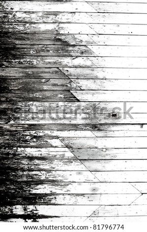 old wooden surfaces