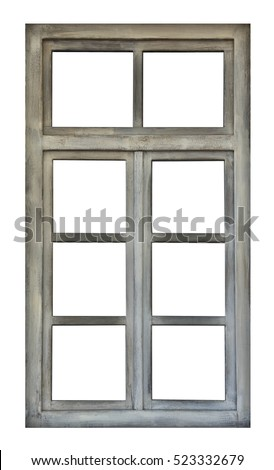 Old Window Frame - Free Texture