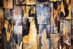 Old woodenTexture background