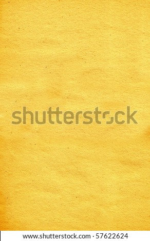 Old, yellow paper texture, high resolution scan.