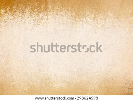 old yellowed paper background with vintage texture layout, off white or cream background color with brown grunge border design