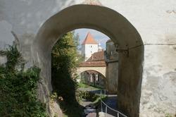 Oldtown of Brasov in Romania