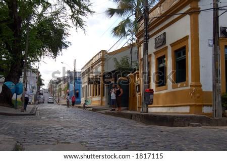 Olinda Street - World-wide patrimony of the humanity