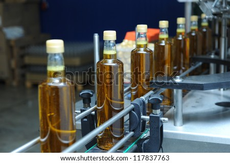 olive oil industry
