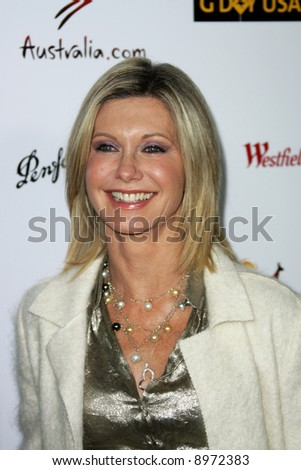 Olivia Newton John. The Australia Weeks G'Day USA Gala held at the Kodak Theatre in Hollywood - 19 January 2008. Compulsory Credit: Entertainment Press