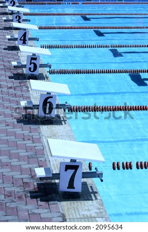 olympic swimming pool ,swimming competition