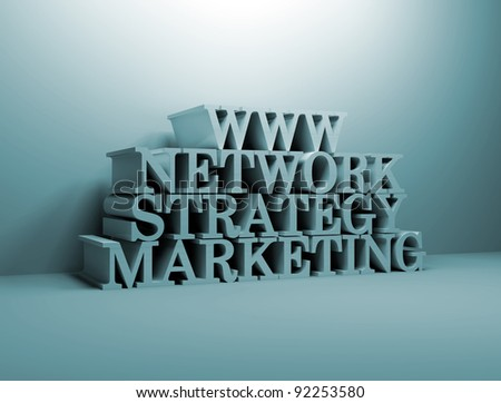 On line Marketing Strategy