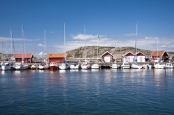 On the skerry island of Astol, Sweden