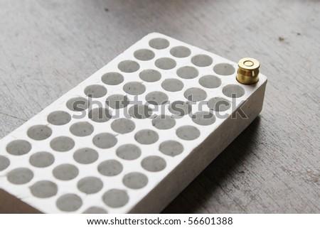 One bullet