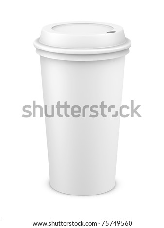 one 3d render of a beverage plastic container