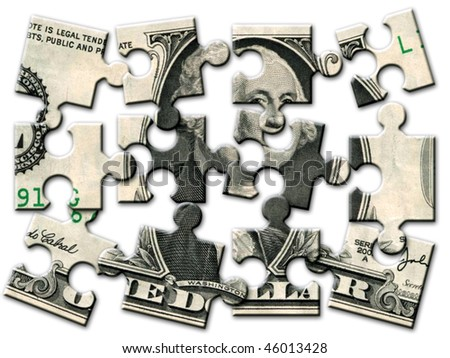 One Dollar Banknote Puzzle