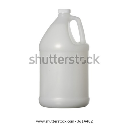 One Gallon Bottle