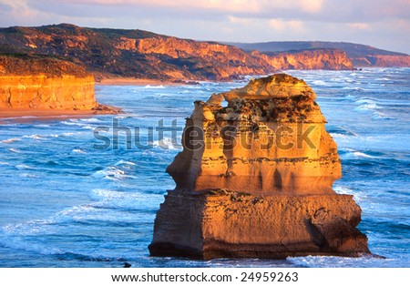 One of the Twelve apostles, Great ocean road, Australia