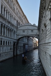 one of Venice quaint canals