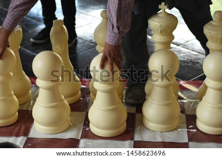 One Round Chess tournament table #1458623696
