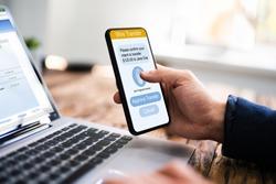 Online Bank Ecommerce Money Transfer 2 Factor Authentication
