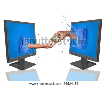 online business transaction Online business or e-business is a term which can be used for any kind of  business or commercial transaction that includes sharing information across the.