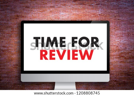 Online Reviews Evaluation time for review Inspection Assessment Auditing #1208808745