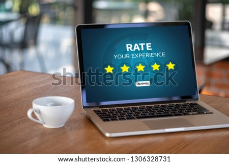 Online Reviews Evaluation time for review Inspection Assessment Auditing #1306328731