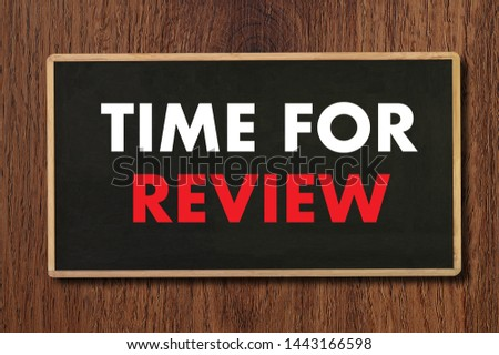 Online Reviews Evaluation time for review Inspection Assessment Auditing #1443166598