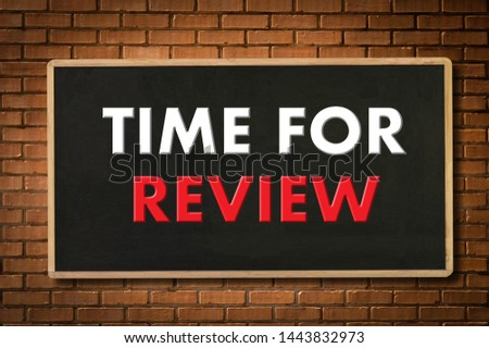 Online Reviews Evaluation time for review Inspection Assessment Auditing #1443832973