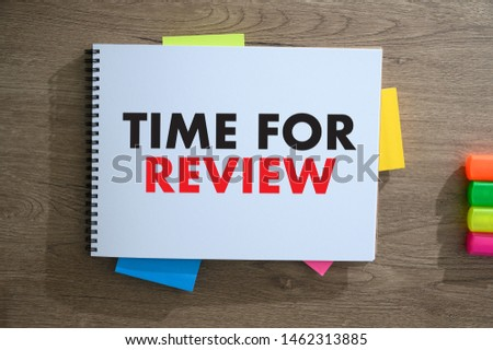 Online Reviews Evaluation time for review Inspection Assessment Auditing #1462313885