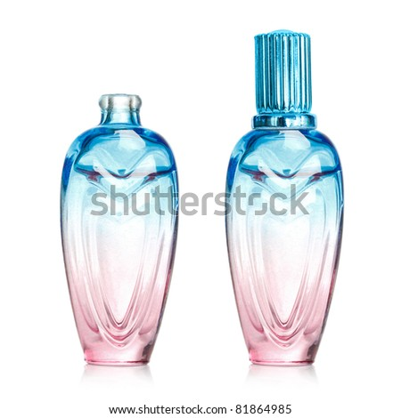 open and close perfume bottle