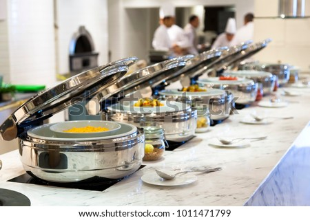 Open Buffet Food  #1011471799