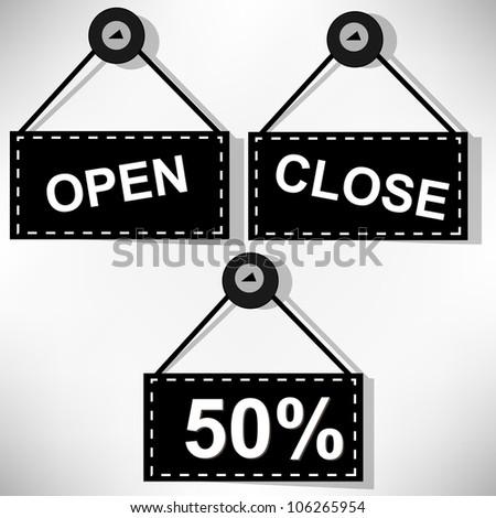 Open Close Icon Open Close Icon