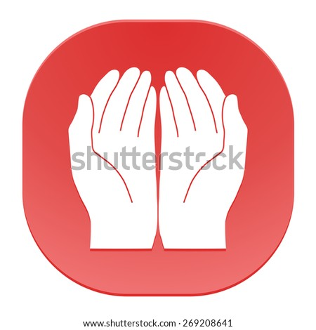 Open Hands Icon Open Hands Icon