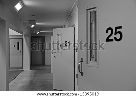 open jail doors