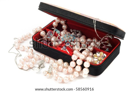 how to open jewellry box