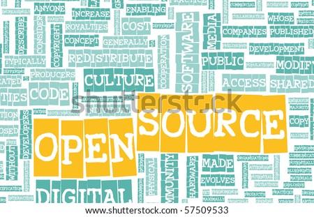 Open Source Technology Platform in a Community