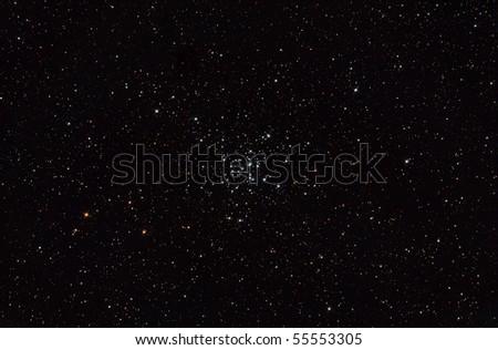 Open star cluster M36 in Auriga