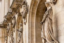 Opera Garnier in Paris, France