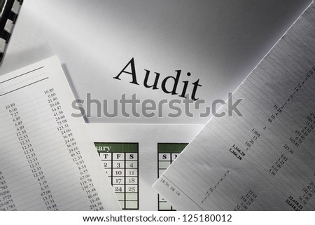 Operating budget, calendar and audit