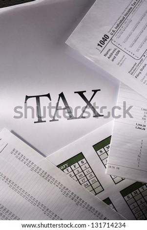 Operating budget, calendar and tax