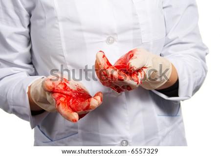 دستكش جراحي