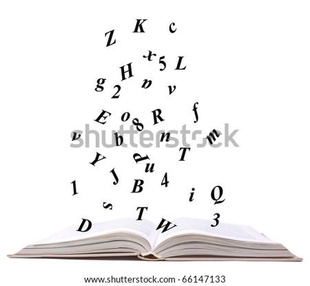opne book