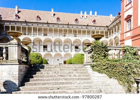Opocno Palace, Czech Republic
