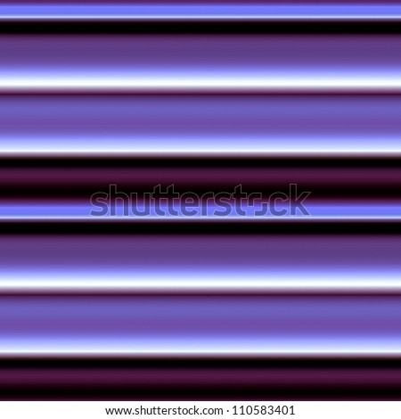 Optical Art Seamless 3D Lines Curtain Blue Light Blue Purple