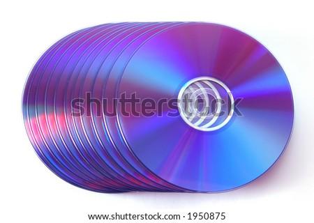 Optical discs ( CD,DVD,BlueRay)