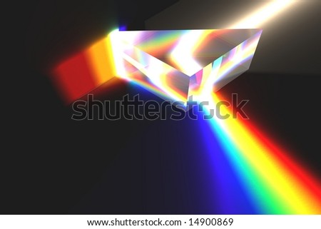 Optical prism (Rendering)