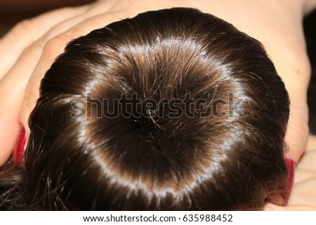 Options female hairstyle | EZ Canvas