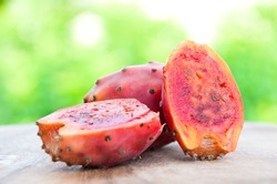 Opuntia fruit
