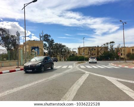oran  algeria   march 1  2018 ...